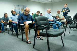 Baystate Recovery Group Meeting